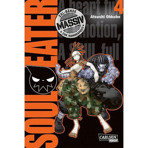 Soul Eater Massiv - Band 4 (Manga | Carlsen Manga)