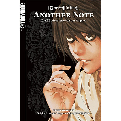 Death Note: Another Note (Novel   TokyoPop)