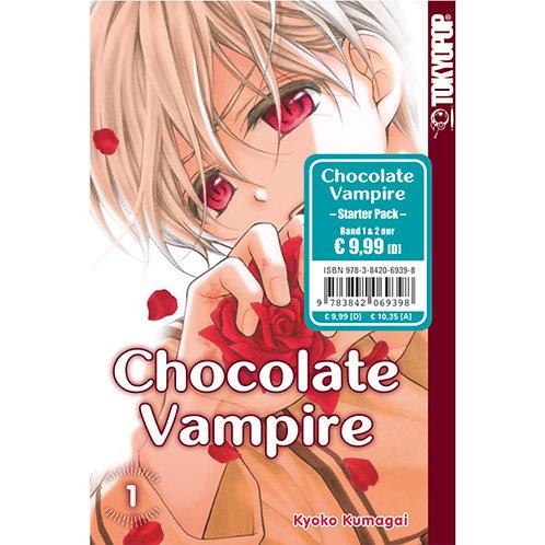 Chocolate Vampire - Starter Pack (Manga   Tokyopop)