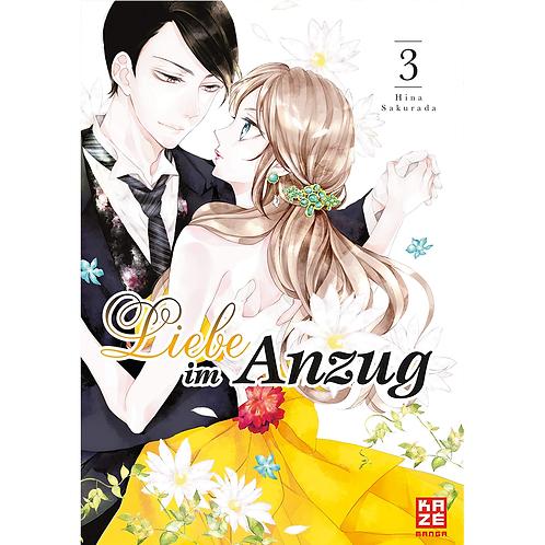 Liebe Im Anzug - Band 3 (Manga | Kazé)