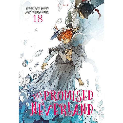 The Promised Neverland - Band 18 (Manga | Carlsen Manga)