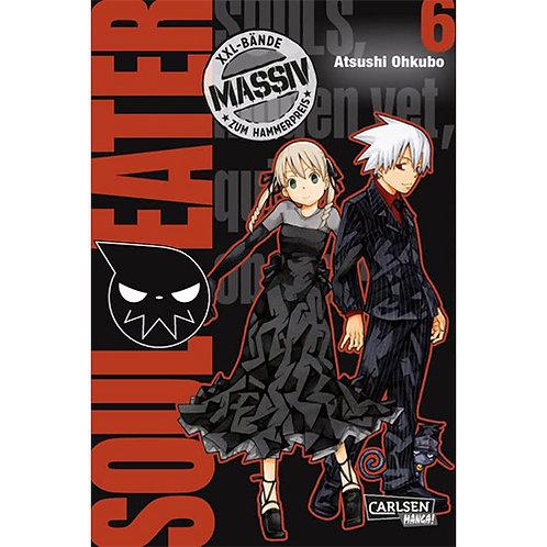 Soul Eater Massiv - Band 6 (Manga   Carlsen Manga)