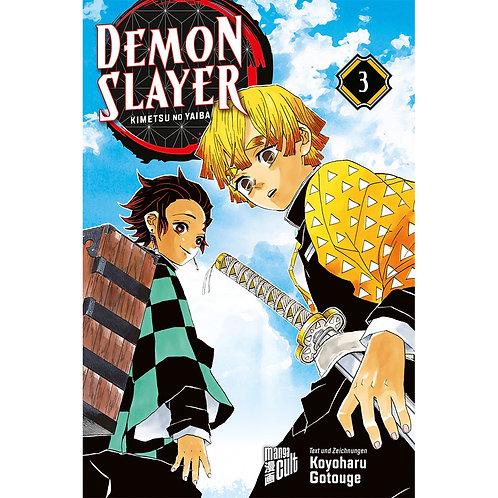 Demon Slayer - Band 3 (Manga | Manga Cult)