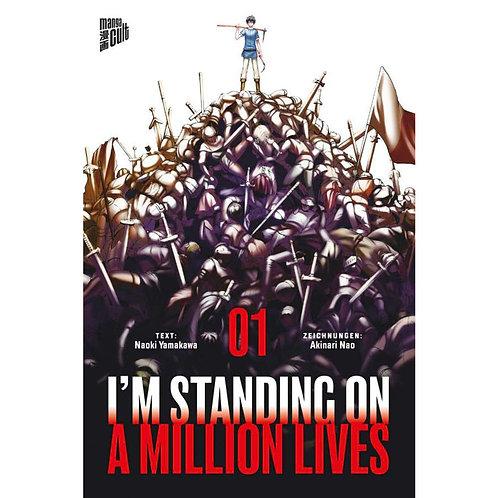 I'm Standing on a Million Lives - Band 1 (Manga | Manga Cult)