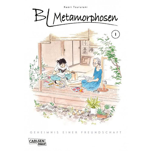 BL Metamorphosen - Geheimnis einer Freundschaft - Band 1 (Manga | Carlsen Manga)