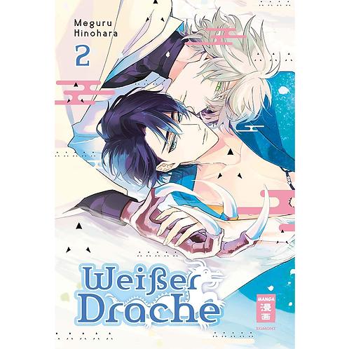 Weißer Drache - Band 2 (Manga | Egmont Manga)
