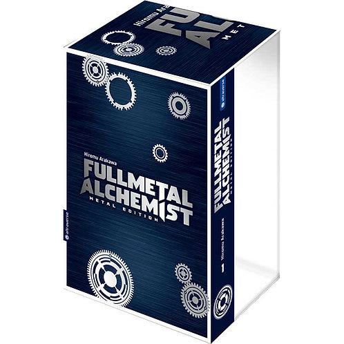 Fullmetal Alchemist Metal Edition - Band 1 mit Box (Manga | altraverse)