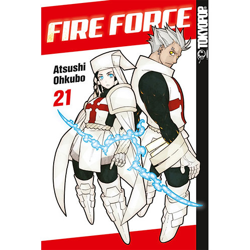 Fire Force - Band 21 (Manga | TokyoPop)