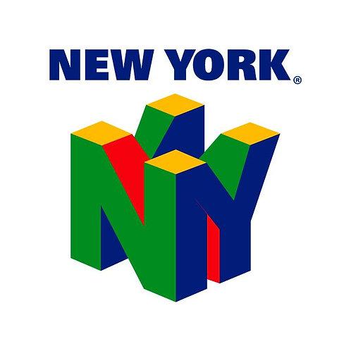 New york (T-Shirt | Ladies S - XL)