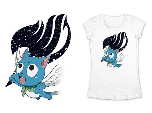 Fairy Tail - Super Happy (T-Shirt - Ladies)