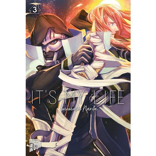 It's My Life - Band 03 (Manga | Manga Cult)