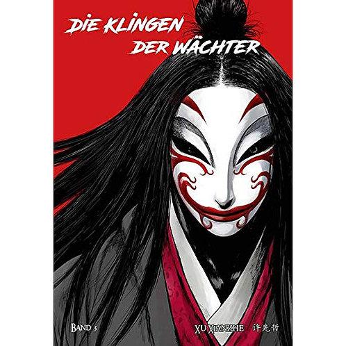 Die Klingen der Wächter - Band 3 (Manhua | chinabooks)