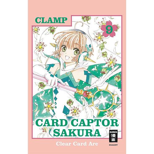 Card Captor Sakura Clear Card Arc - Band 9 (Manga   Egmont Manga)