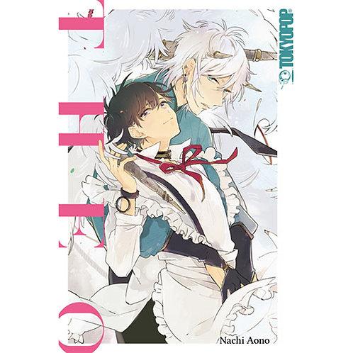 THEO (Manga | TokyoPop)