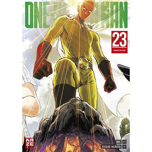 ONE-PUNCH MAN - Band 23 (Manga | Kazé)