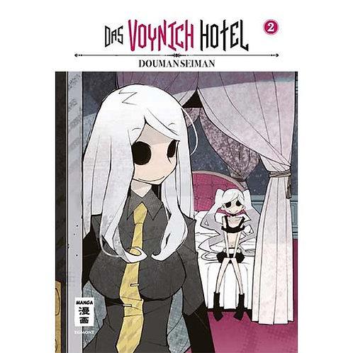 Das Voynich Hotel - Band 2 (Manga   Egmont Manga)
