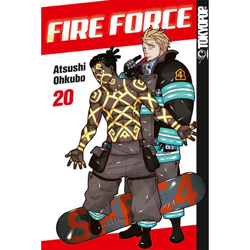 Fire Force - Band 20 (Manga | TokyoPop)