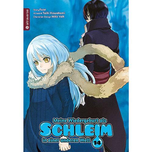 Meine Wiedergeburt als Schleim... - Band 14 (Manga   altraverse)