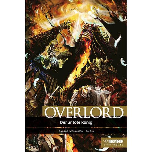 Overlord - Band 1 Hardcover (Light Novel | Tokyopop)
