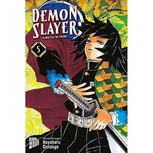 Demon Slayer - Band 5 (Manga | Manga Cult)