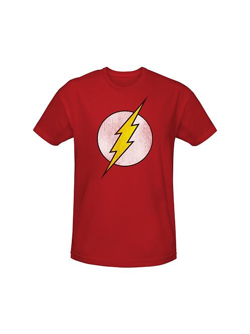 The Flash - Logo (T-Shirt - Ladies)