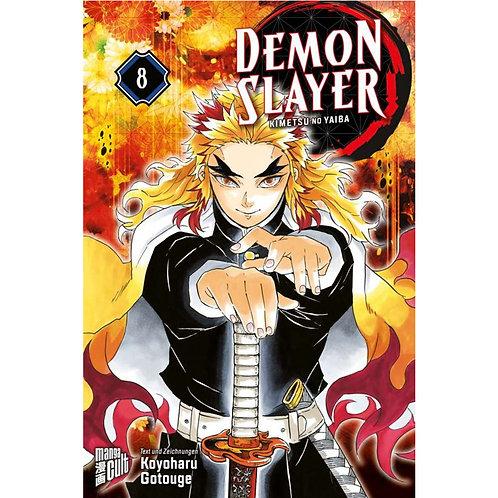Demon Slayer - Band 8 (Manga | Manga Cult)
