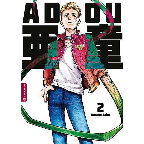 Adou - Band 02 (Manga | altraverse)
