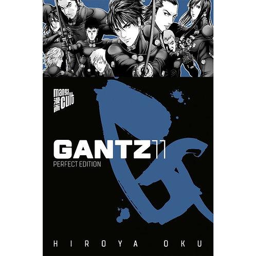 Gantz - Band 11 (Manga | Manga Cult)