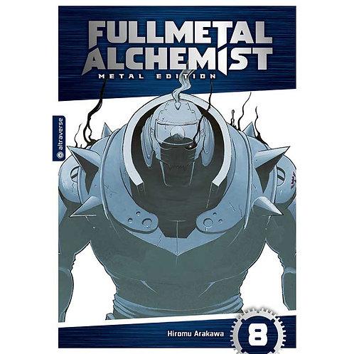 Fullmetal Alchemist Metal Edition - Band 8 (Manga | altraverse)
