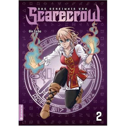 Das Geheimnis von Scarecrow - Collectors Edition - Band 2 (Manga   altraverse)