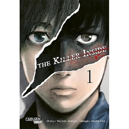 The Killer Inside - Band 1 (Manga   Carlsen Manga)