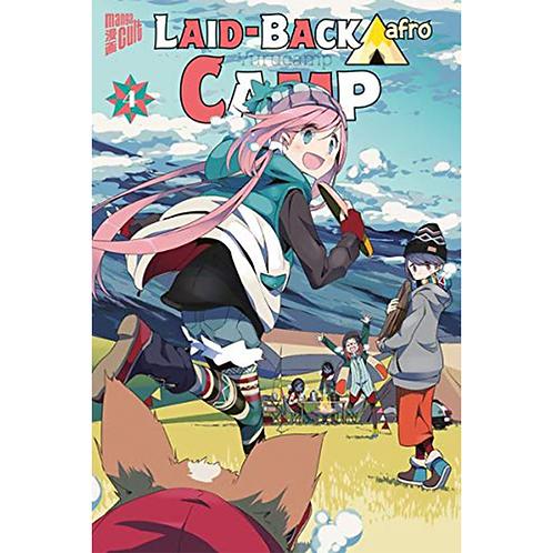 LAID-BACK CAMP - Band 4 (Manga | Manga Cult)