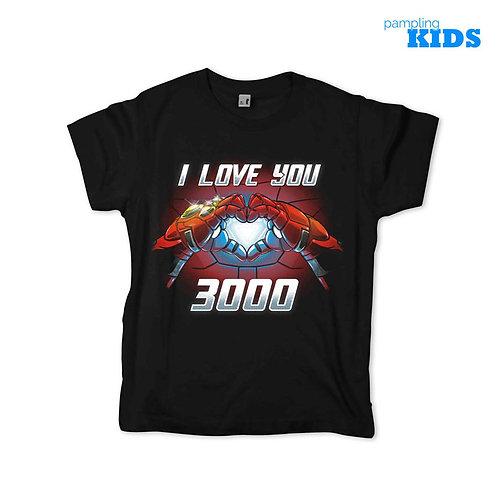 I Love You 3000 (T-Shirt - Kids S - XL)
