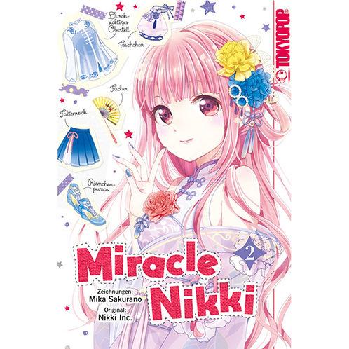 Miracle Nikki - Band 2 (Manga   Tokyopop)