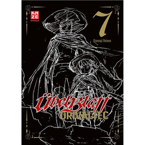 Übel Blatt: Drivaltec - Band 7 (Manga   Kazé)