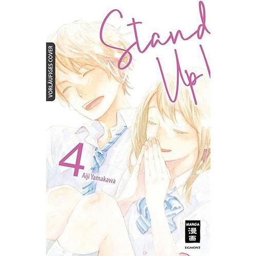 Stand Up! - Band 4 (Manga | Egmont Manga)
