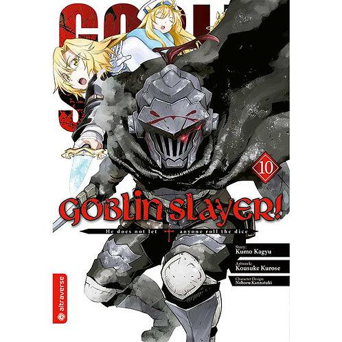 Goblin Slayer! - Band 10 (Manga   altraverse)