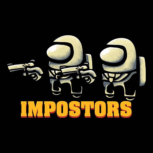 Impostor Fiction (T-Shirt | Unisex S - 2XL)
