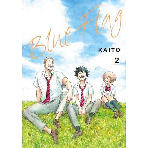 Blue Flag  - Band 2 (Manga   Carlsen Manga)