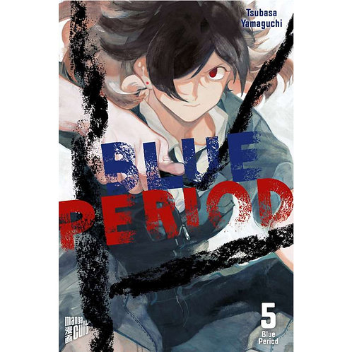 Blue Period - Band 5 (Manga | Manga Cult)