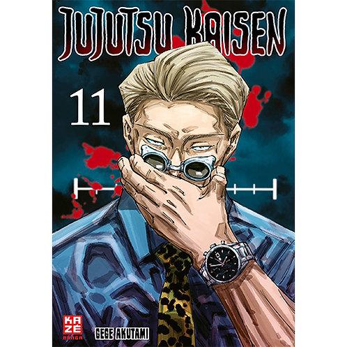 Jujutsu Kaisen - Band 11 (Manga | Kazé)