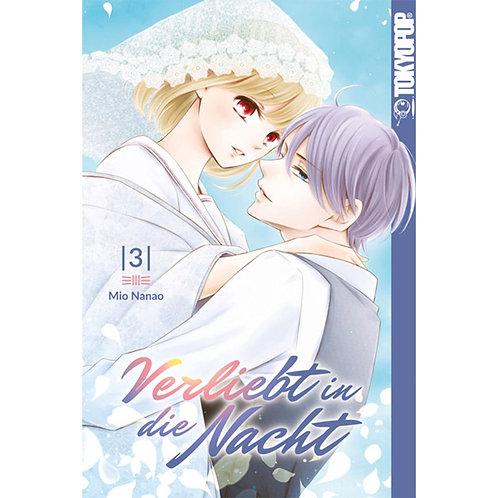 Verliebt in die Nacht - Band 3 (Manga   TokyoPop)