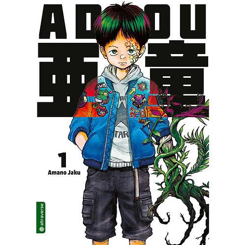 Adou - Band 01 (Manga   altraverse)