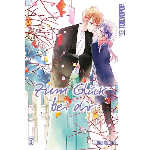 Zum Glück bei dir - Band 5 (Manga | Tokyopop)