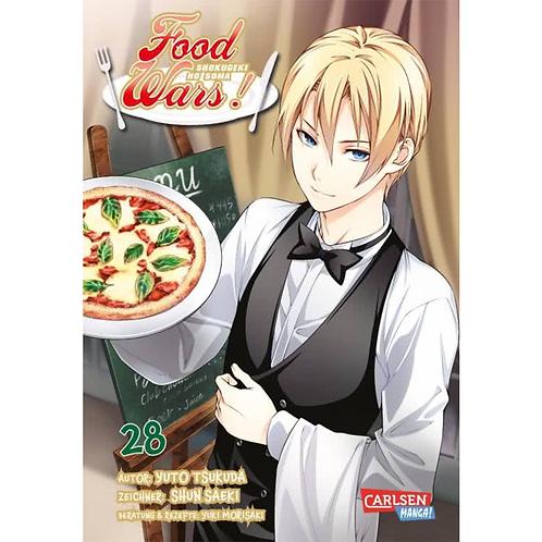 Food Wars - Shokugeki No Soma - Band 28 (Manga | Carlsen)