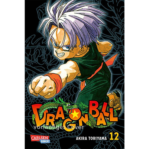Dragon Ball Massiv - Band 12 (Manga   Carlsen Manga)
