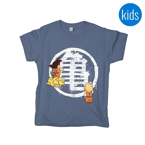 Graff Kame (T-Shirt - Kids XS - XL)