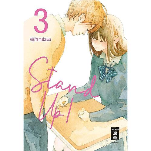Stand Up! - Band 3 (Manga   Egmont Manga)