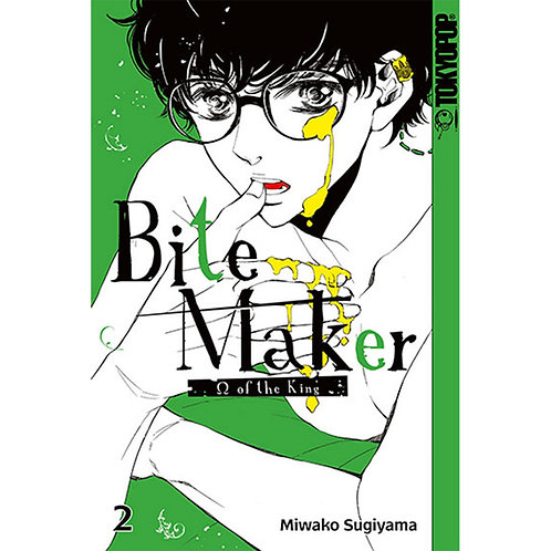 Bite Maker – Omega of the King - Band 2 (Manga   Tokyopop)