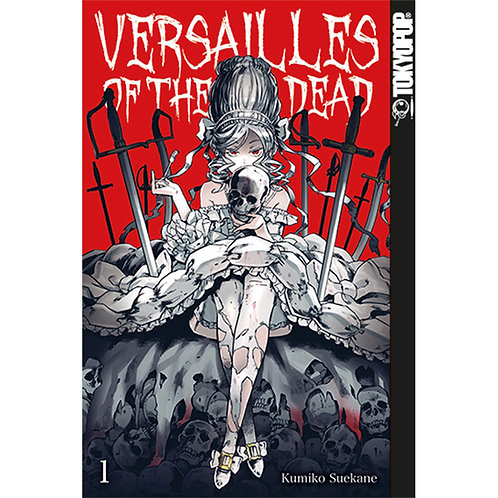 Versailles of the Dead - Band 1 (Manga | TokyoPop)